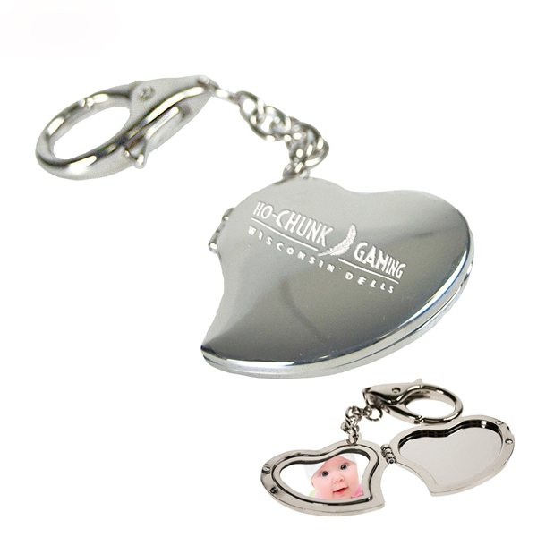 Promotional Goodfaire Heart Keychain Frame