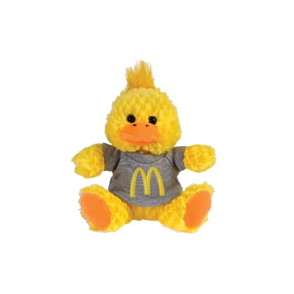 Promotional 6 Beasty Baby Duck Plush