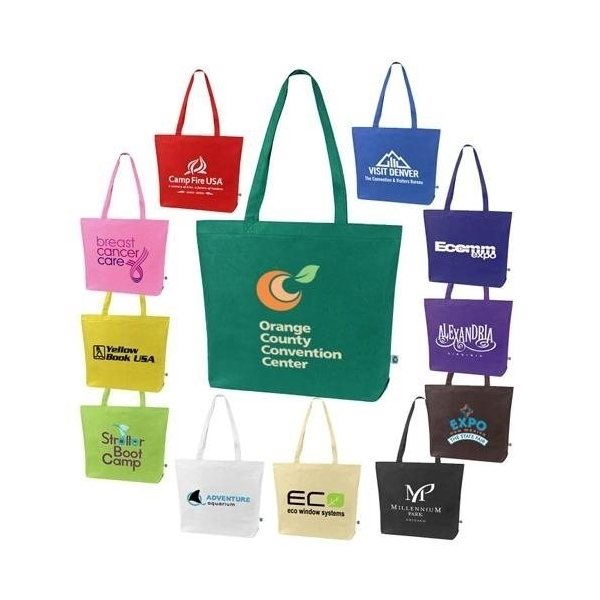 Promotional Promo Open Tote