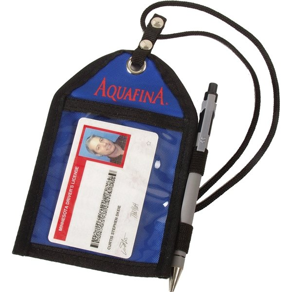 Promotional Id Pouch