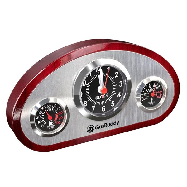 Promotional Dashboard Weather Station Clock
