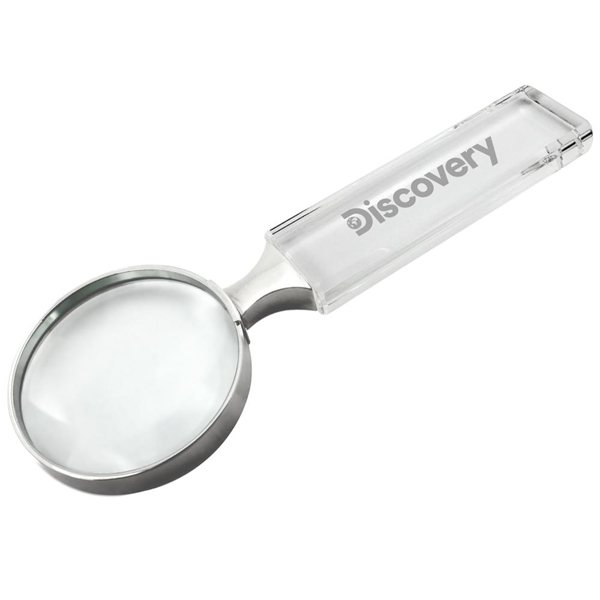 Promotional Clear Crystal Magnifier