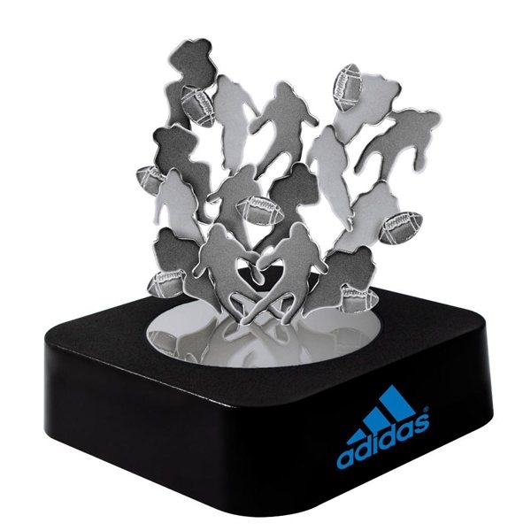 Promotional Football Magnetic Sculpture Block
