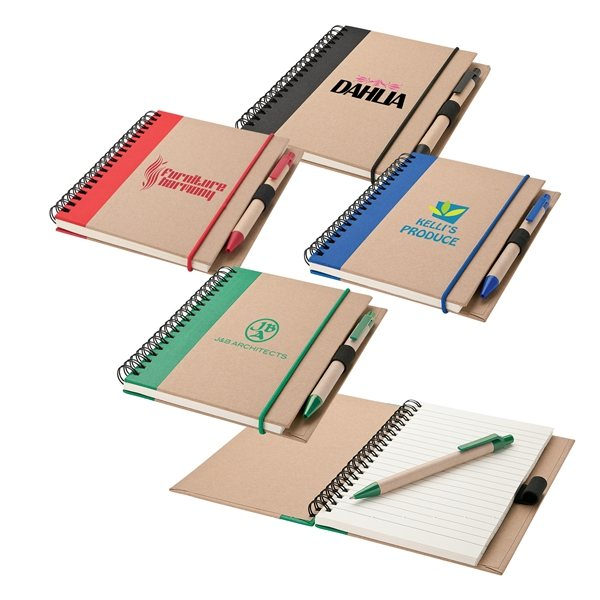 Promotional Perth Notebook Pen