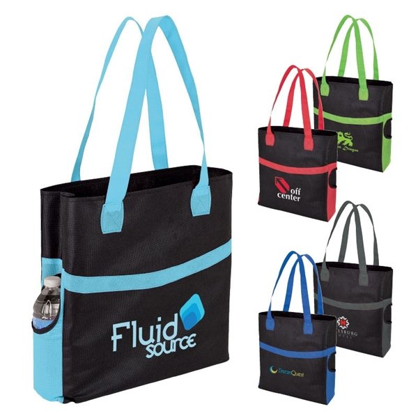 Promotional Glacier Tote Bag