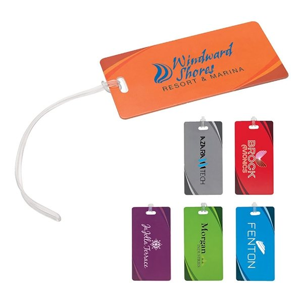 Promotional Vera Luggage Tag