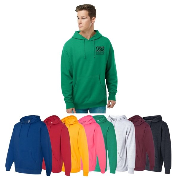 Promotional Independent Trading Co. Midweight Hooded Sweatshirt