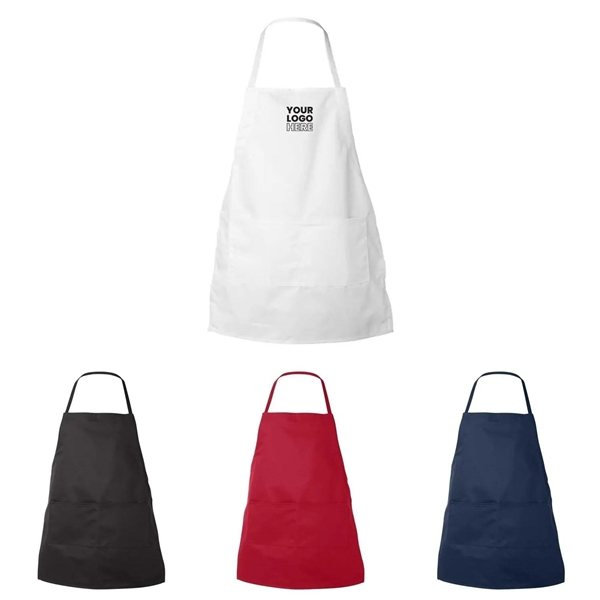 Promotional Liberty Bags Adjustable Neck Loop Apron
