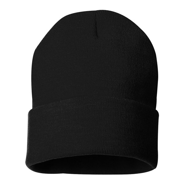 Promotional Sportsman 12 Solid Knit Beanie - COLORS