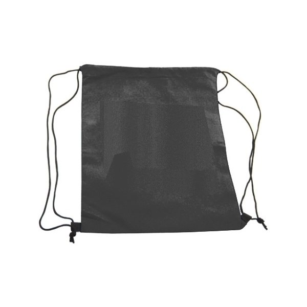 Promotional The Titan Drawstring Backpack - 14 x 17