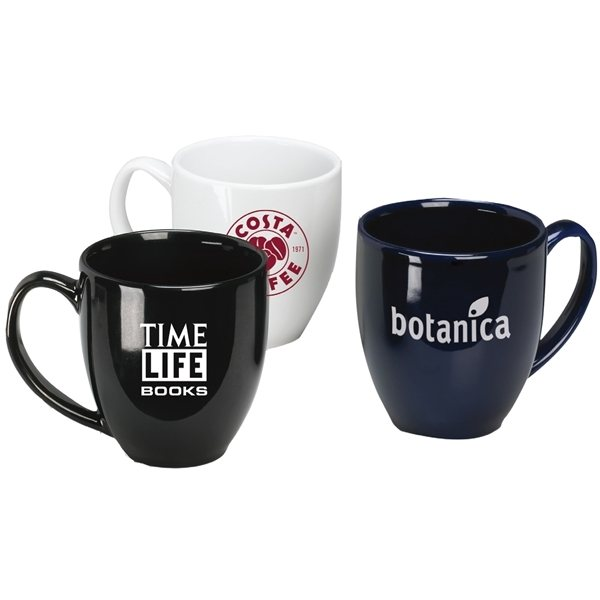 Promotional 14 oz Ceramic Coffee Mug