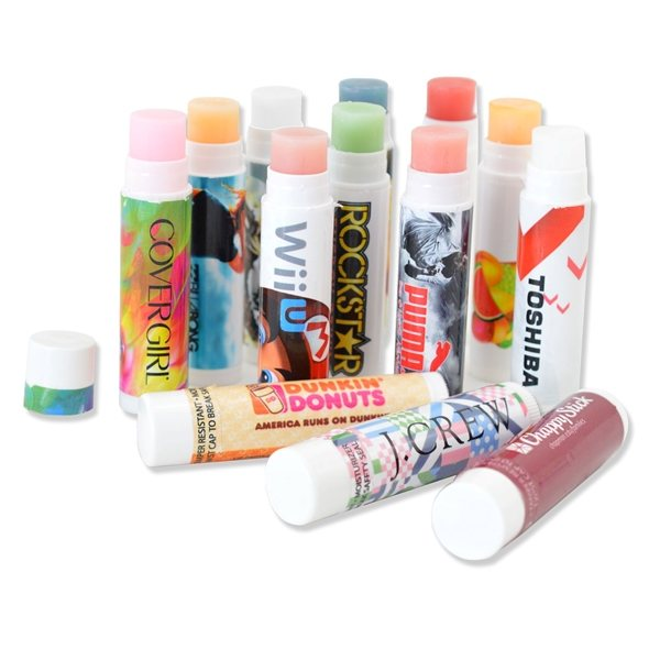 Promotional Flavored ChapStick