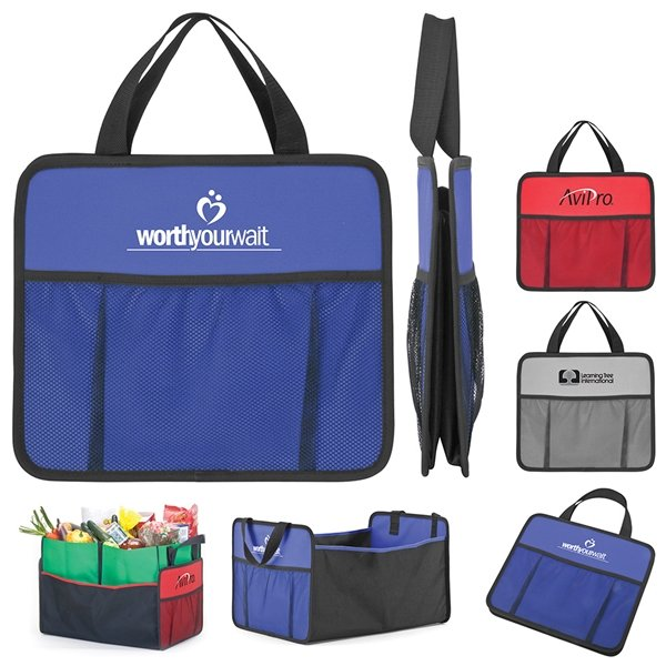 Promotional Sidekick Trunk Organizer