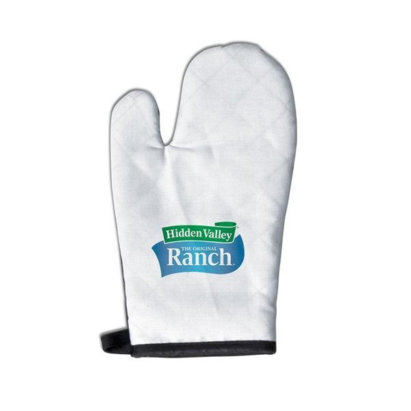 Promotional Spectra Color Oven Mitt 13