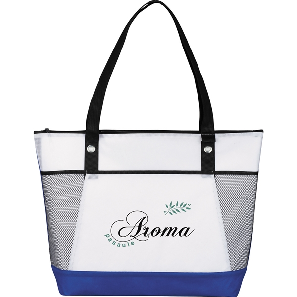 Promotional Townsend Zippered Convention Tote