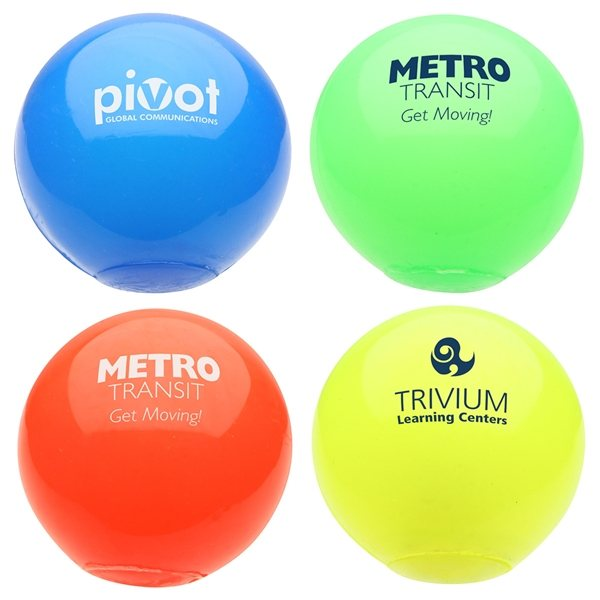 Promotional Hyper Light Ball Stress Reliever