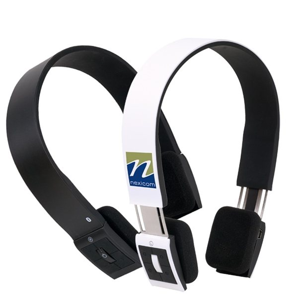 Promotional Bluetooth(R) Vibe Stereo Headset