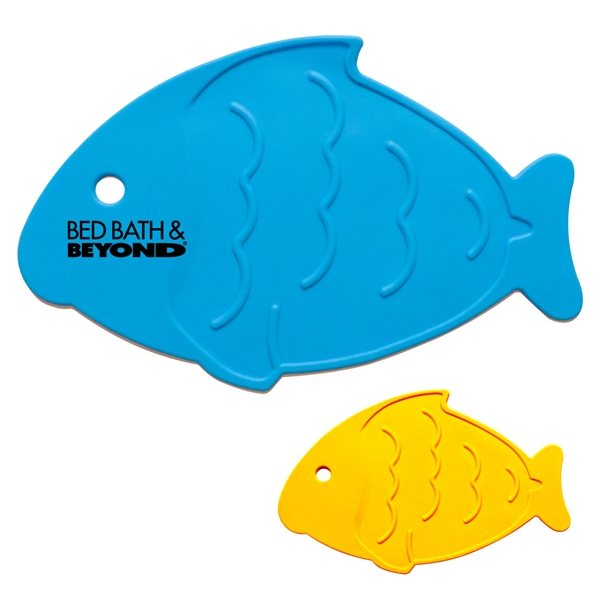 Promotional Fish Silicone Trivet