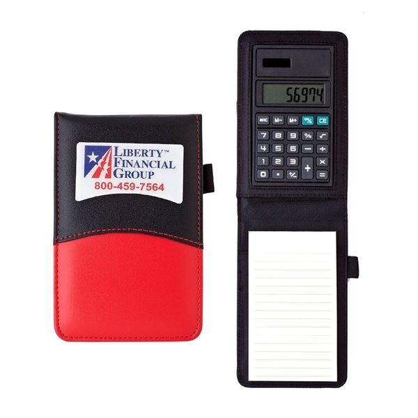 Promotional Padfolio w / Calculator