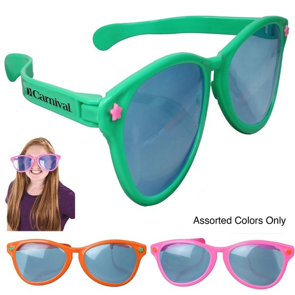 Promotional Jumbo Sunglasses