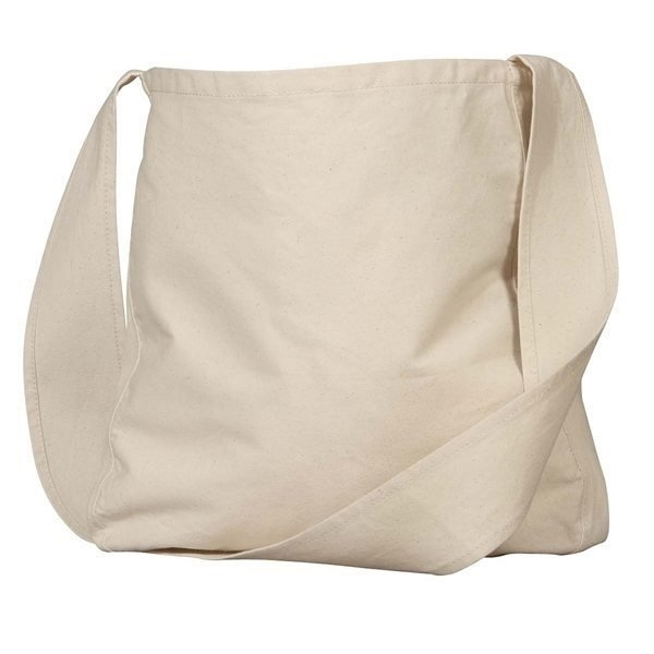 Promotional Econscious Organic Cotton Canvas FarmersMarket Bag