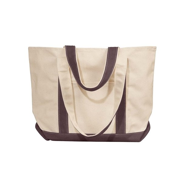 Promotional Liberty Bags Winward Canvas Tote