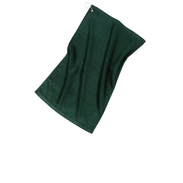 Promotional Port Authority Grommeted Golf Towel