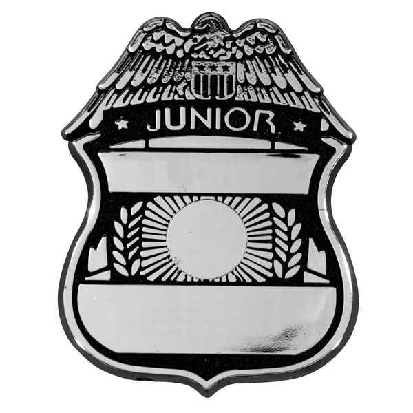 Promotional Clip - On Police Badge