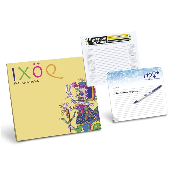 Promotional BIC(R) Paper Mouse Pad - 50 sheets