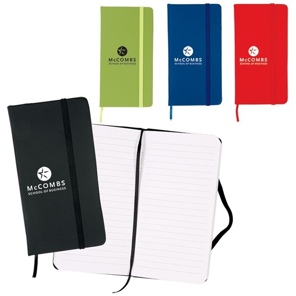 Promotional Comfort Touch Bound Journal 3x6