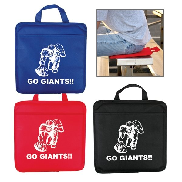 Promotional Nonwoven Stadium Cushion