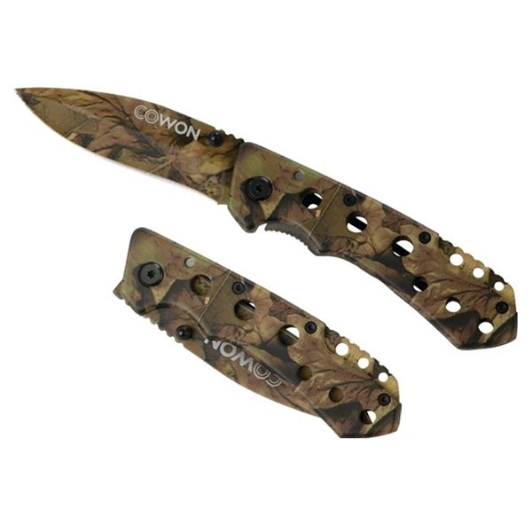 Promotional Bushmaster Camo Folder