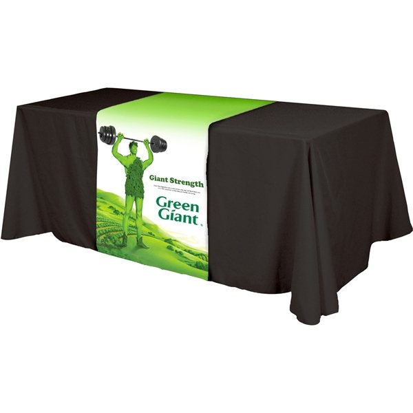 Promotional All Over Dye Sub Table Runner (28 x 90)