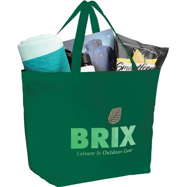 Promotional The YaYa Non - Woven Budget Tote Bag - 13 x 12