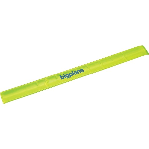 Promotional Safety Slap Bracelet