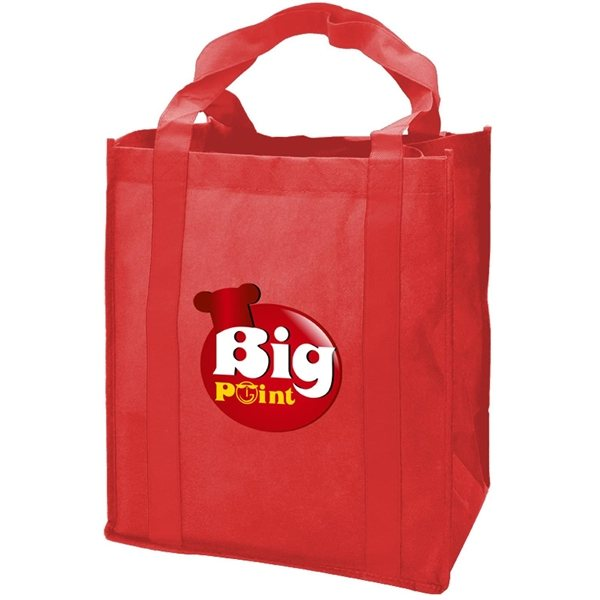Promotional The Grocer - Super Saver Grocery Tote - DP