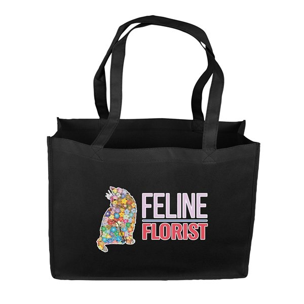 Promotional The Carry - All - 16 Non - woven Tote - DP