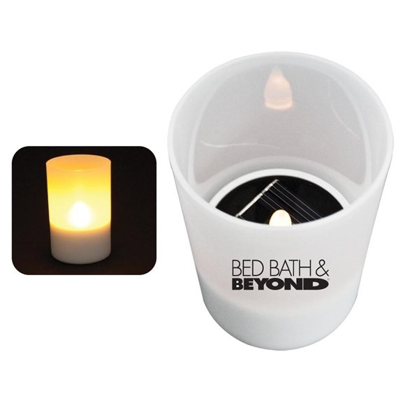 Promotional Solar Candle Light