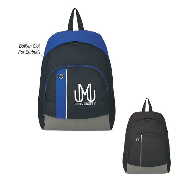Promotional Scholar Buddy Backpack