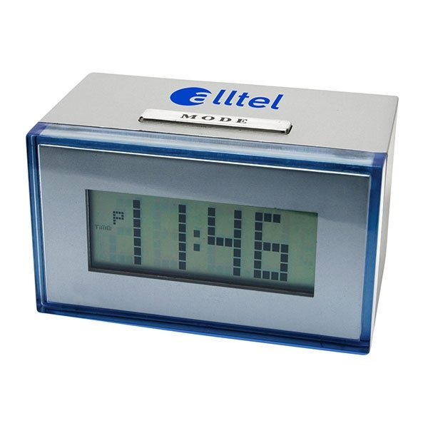 Promotional Dot Matrix Multi Function Alarm Clock