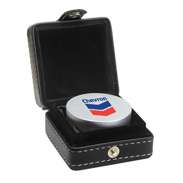 Promotional Travel Metal Alarm Clock