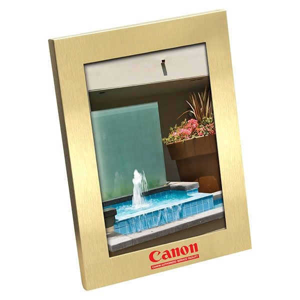 Promotional 3 1/2 x 5 Photo Frame