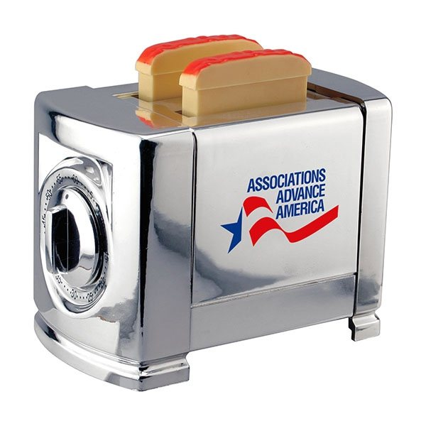 Promotional Toaster Shaped Mechanical Timer
