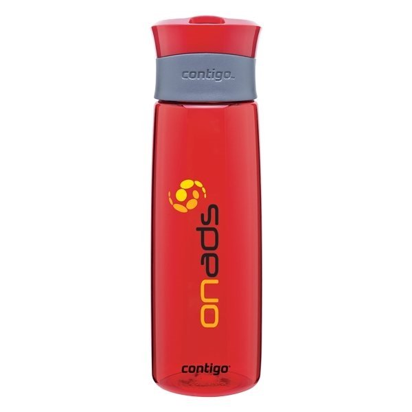 Promotional 24 oz Contigo Madison - Red