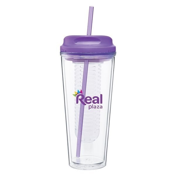 Promotional 20 oz Infuse - Purple