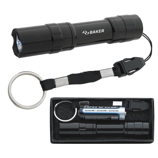 Promotional Rugged Flashlight