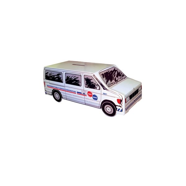 Promotional Panel Van - Paper Products
