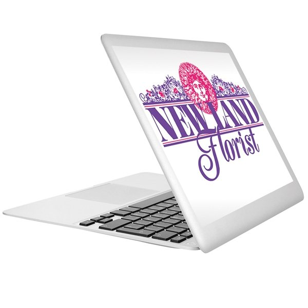 Promotional 8.5 x 11 Laptop Skin - Paper Products