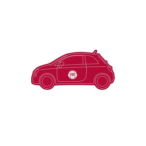 Promotional Car Window Sign - Paper Products