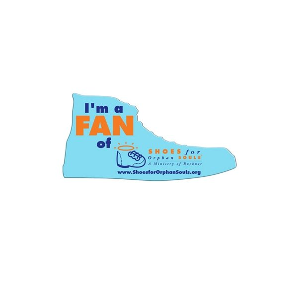 Promotional Shoe Window Sign - Paper Products